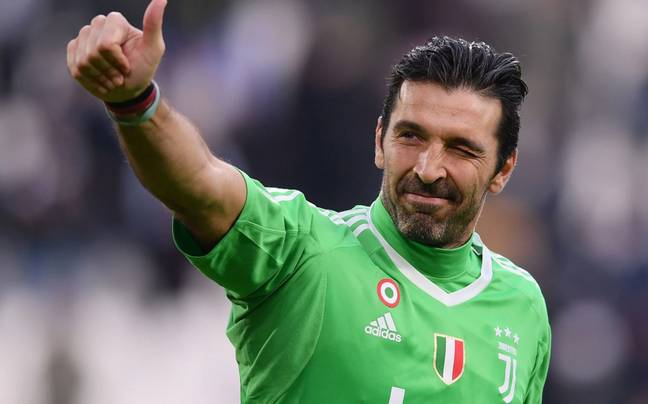 Gianluigi Buffon is considered by many as the greatest Italian shot-stopper ever