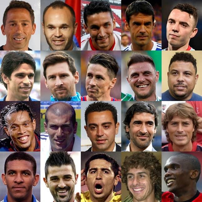 Credit: La Liga
