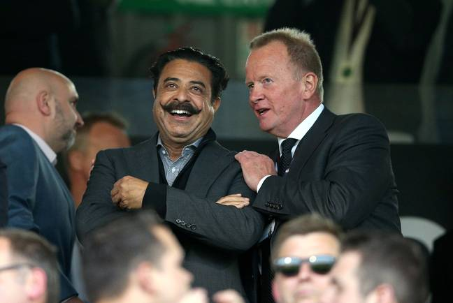 Fulham's owner also owns the Jacksonville Jaguars. Image: PA Images