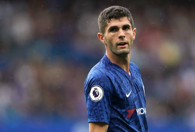 Pulisic is without a goal at Chelsea so far. Image: PA Images