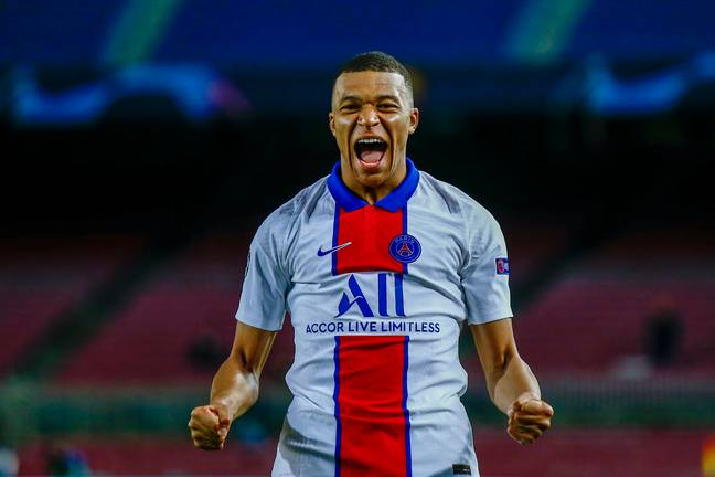Real are hoping to sign Mbappe. Image: PA Images
