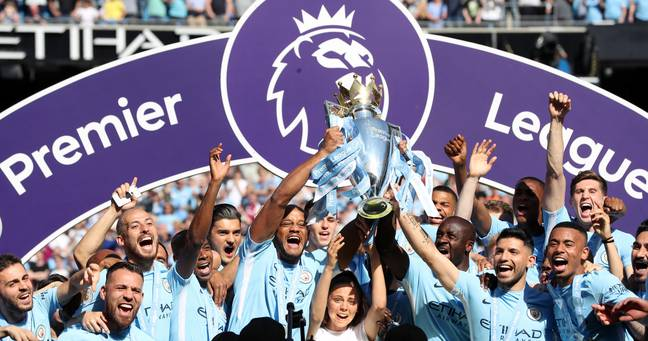 Will City be celebrating their first back-to-back titles? Image: PA Images