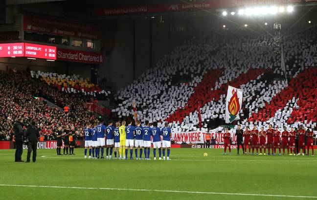The Merseyside derby might take place in Manchester. Image: PA Images