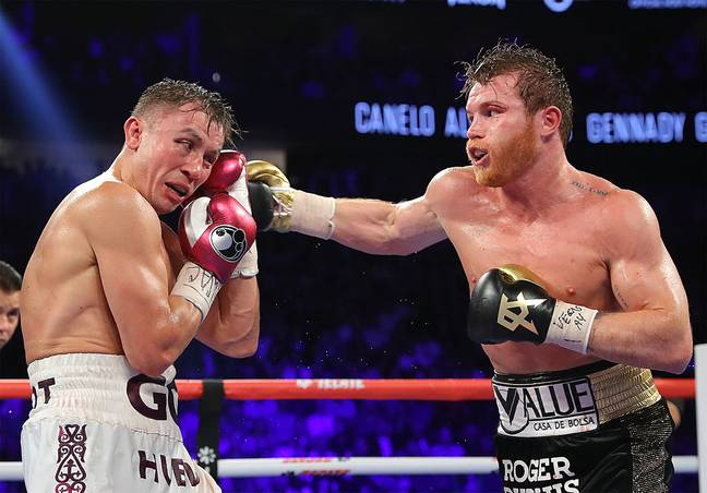 Canelo and Golovkin fought out two classics. Image: PA Images