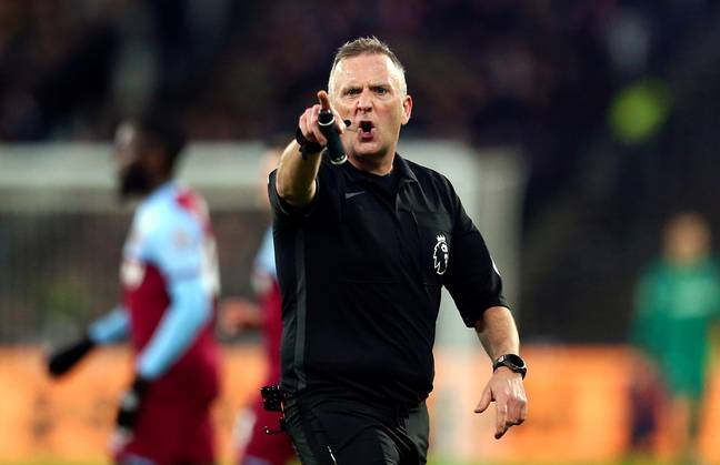 Jon Moss was recently criticised by Bournemouth's Dan Gosling for the way he spoke to the Cherries' players. Image: PA Images