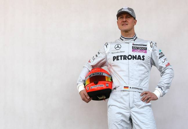 Schumacher hasn't been seen since he was involved in a skiing accident in 2013. Credit: PA