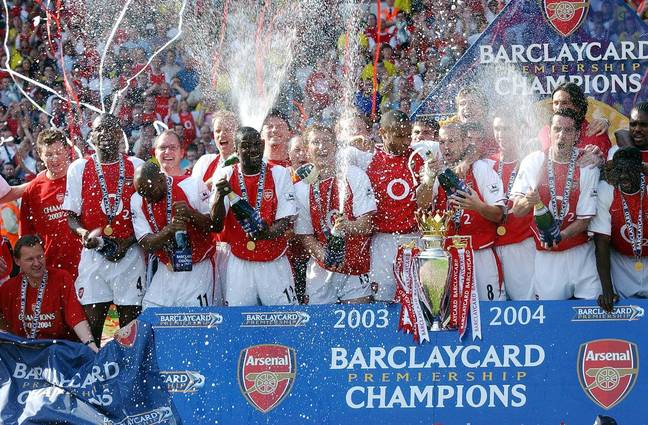 The Invincibles, overrated? Image: PA Images