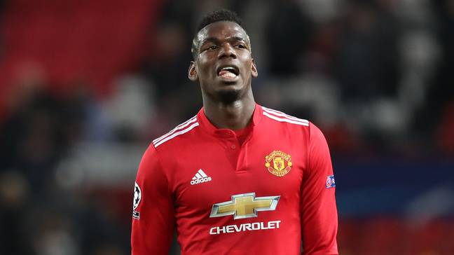 Could Pogba end up at Barcelona? Image: PA Images