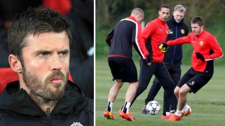 Michael Carrick Reveals What David Moyes Said To Manchester United Squad