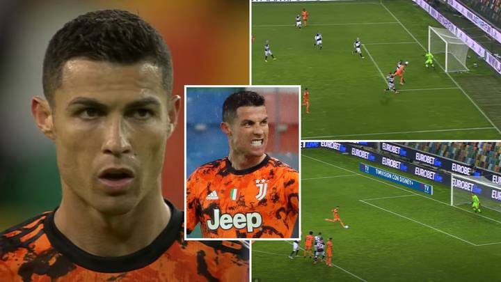 Cristiano Ronaldo's Sensational Highlights Vs Udinese Proves He'll Always Be Football's Greatest 'Clutch' Player