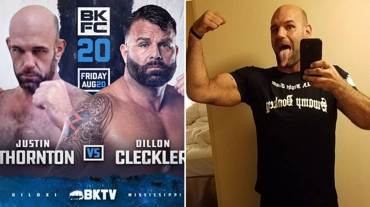 Bare Knuckle Fighter Justin Thornton Tragically Dies After KO Loss At BKFC 20