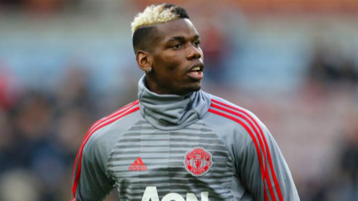 Paul Pogba Replaced By Unexpected Youngster In Man United's Squad, Today
