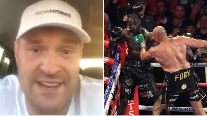 Tyson Fury Sends Fierce Warning To Deontay Wilder As Talks Over Trilogy Fight Stall