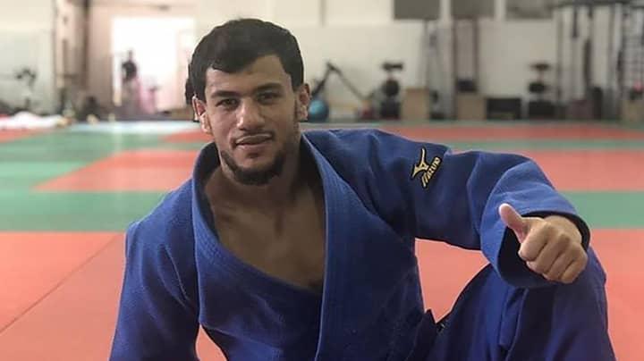 Algerian Olympian Fethi Nourine Slapped With 10-Year Ban