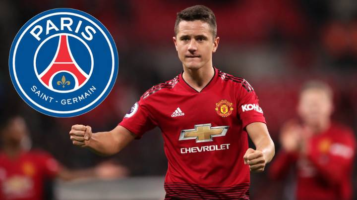 Ander Herrera Wants To Stay At Manchester United Despite PSG Interest