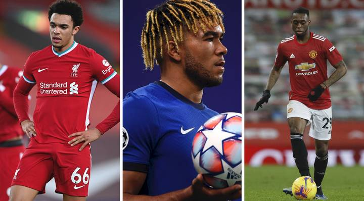 Top Ten Right Backs In World Football ft. Liverpool, Chelsea, and Manchester Utd stars