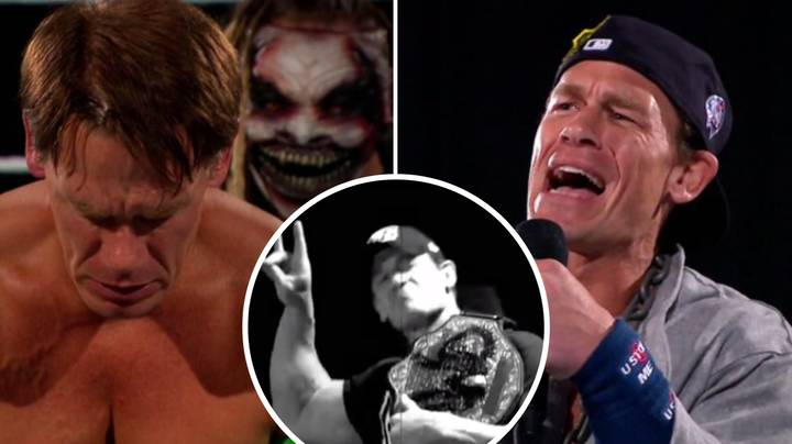 John Cena And Bray Wyatt Have One Of The Craziest Matches Ever