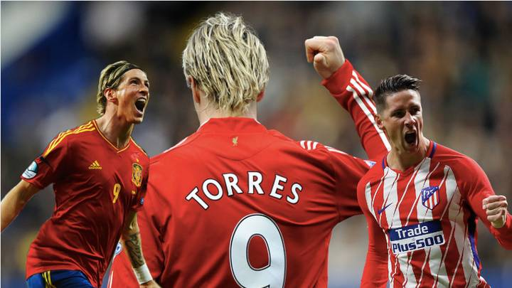 Fernando Torres Has Announced His Retirement From Football
