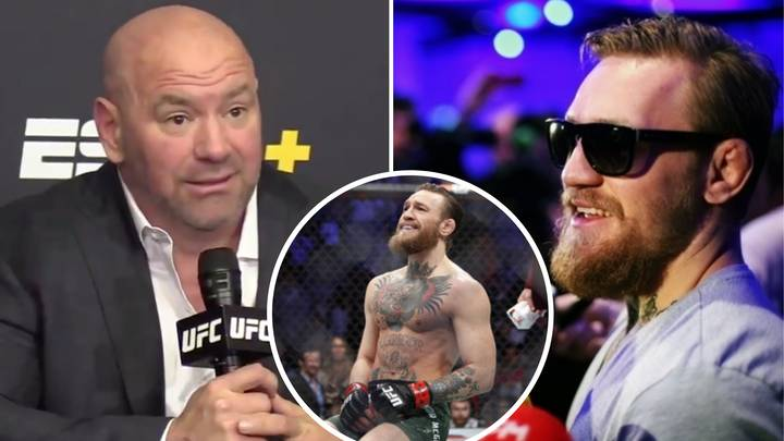 Dana White Reacts To Conor McGregor's Retirement Claim As He Launches Astonishing X-Rated Rant