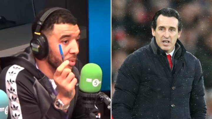 Troy Deeney Gives Honest Opinion On Arsenal, Their Fans React Angrily