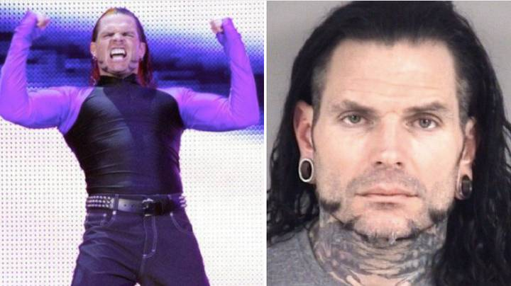WWE Superstar Jeff Hardy Has Been Arrested For DUI