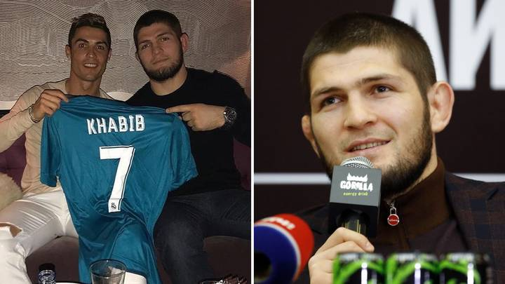Khabib Nurmagomedov Sends Out Important Advice To Cristiano Ronaldo Over His Career