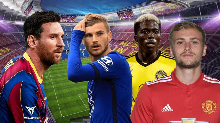 Lionel Messi Tipped Ten Wonderkids To Become Stars In 2015: Where Are They Now?