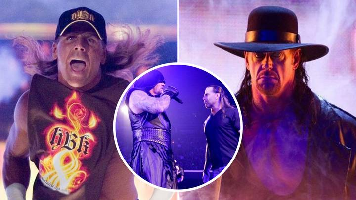 The Undertaker Opens Up About His Hatred For WWE Legend Shawn Michaels In The 1990s