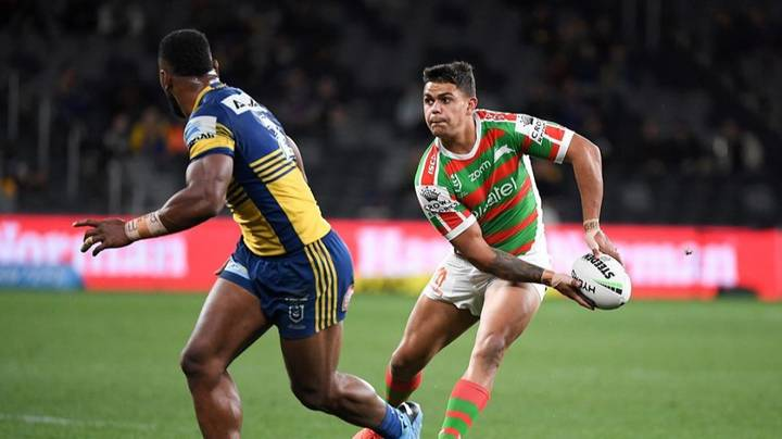 Latrell Mitchell's Classy Text Messages To His Replacement Fullback