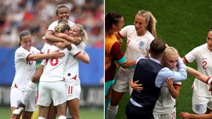 England Beat Cameroon To Reach Women's World Cup Quarter-Finals