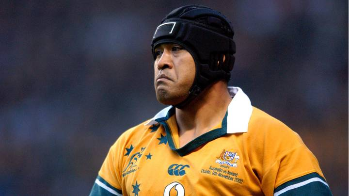 Aussie Rugby Legend 'Clinging To Life' After Getting Stabbed While Defending Family From Home Invaders