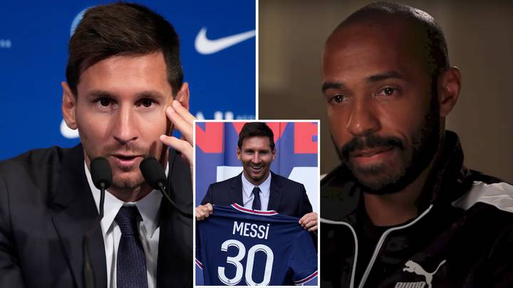 Thierry Henry Claims 'Superhuman' Lionel Messi Won't Solve PSG's Problems, Points Out Major Issue With Team
