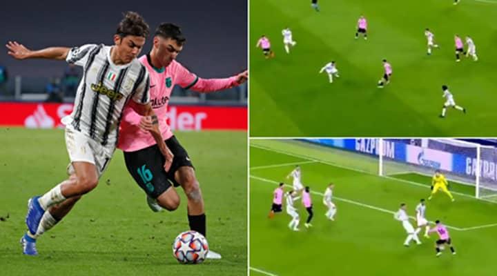 17-Year-Old Barcelona Sensation Pedri Produced Incredible Individual Highlights Vs Juventus