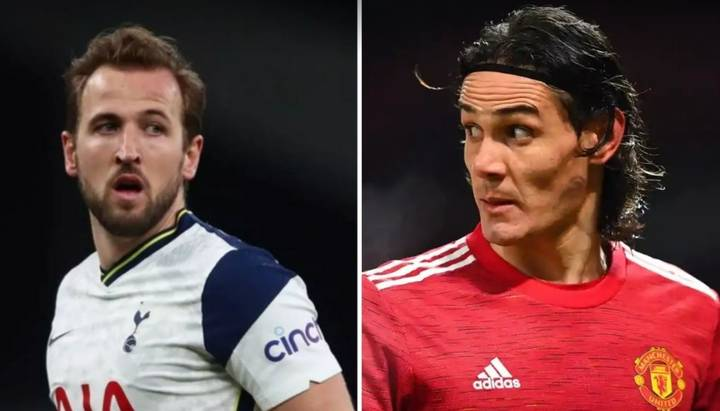 Edinson Cavani Would Want Man Utd To Sign Harry Kane, Says Diego Forlan