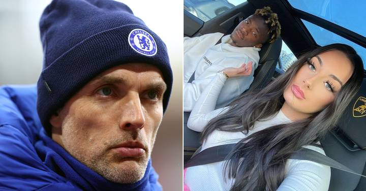 Tammy Abraham's Girlfriend Slams Chelsea Manager Thomas Tuchel After FA Cup Final Snub