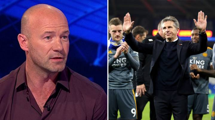 Alan Shearer Brilliantly Names Leicester City XI As His Team Of The Week