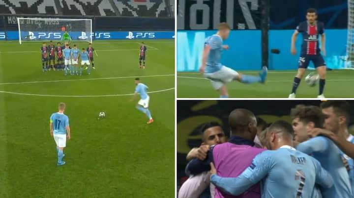 Manchester City Drop A Second-Half Masterclass In Champions League Semi-Final To Complete Comeback vs PSG