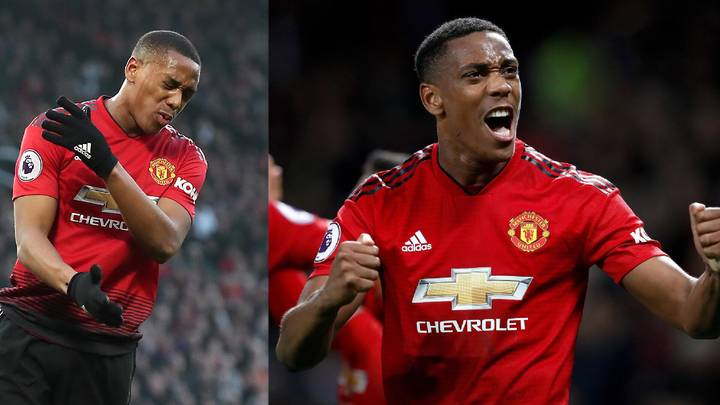 Martial Reveals How He Has Turned Around His Man United Career