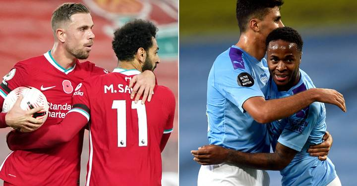 Liverpool Vs Manchester City Is Now Biggest Rivalry In English Football, Says Ex-England Star