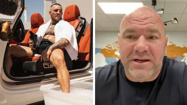 Dana White Reveals Conor McGregor Suffers From 'Chronic Arthritis' In His Ankles