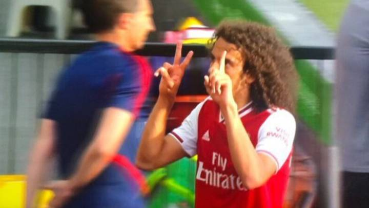 Matteo Guendouzi's Gesture To Watford Fans Came Back To Bite Him