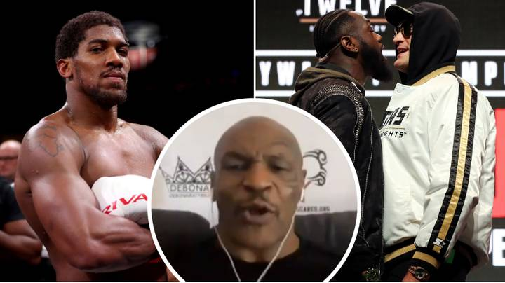 Mike Tyson Open To Fighting Anthony Joshua, Tyson Fury And Deontay Wilder In Charity Exhibition Bouts
