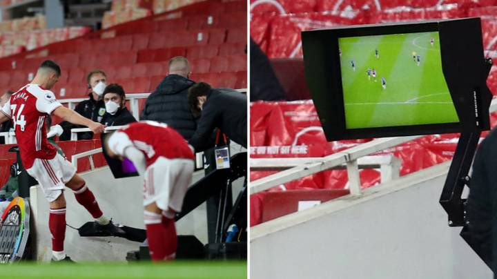 Arsenal Are The Premier League Club Most Negatively Affected By VAR This Season
