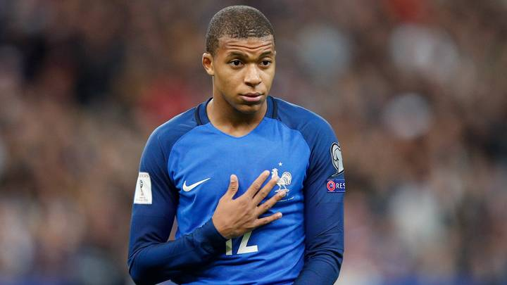 Kylian Mbappe Nearly Signed For A Surprise Club Two Years Ago