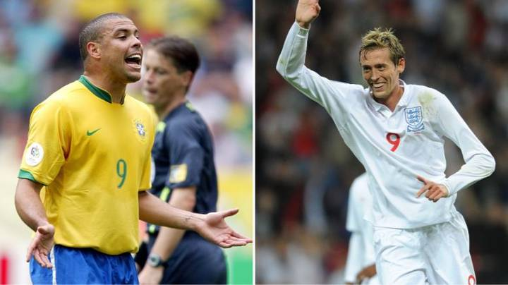 Peter Crouch Describes Moment Ronaldo Had No Idea Who He Was