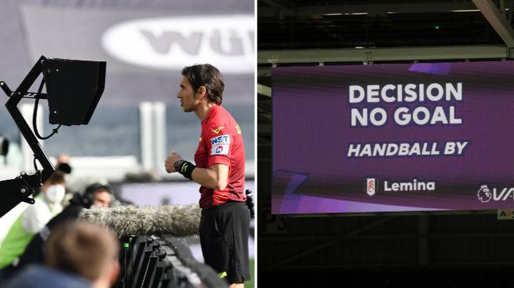 Controversial Accidental Handball Rule Won't Be In Use At Euro 2020