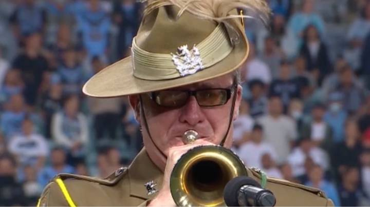 Aussies Fume After State Of Origin Fans Cheer During Remembrance Day Moment Of Silence