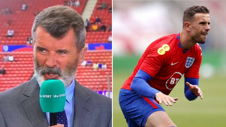 Roy Keane's Opinion On Jordan Henderson Going To The Euros Is Both Brutal And Hilarious