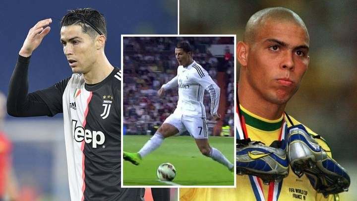 Cristiano Ronaldo 'Only Has Four Tricks' And Is Not As Good As Ronaldo Nazario
