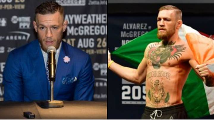 Conor McGregor Has Announced He's Retiring From MMA